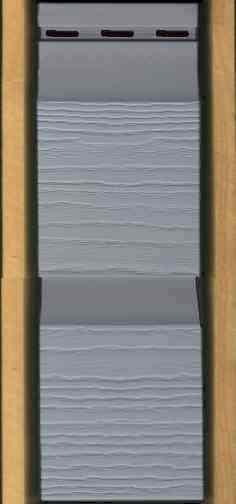 bardage cellulaire gris quartz. Black Bedroom Furniture Sets. Home Design Ideas